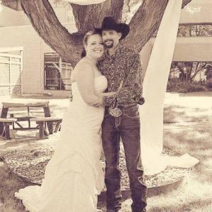 Matt Latisha Wedding Photo